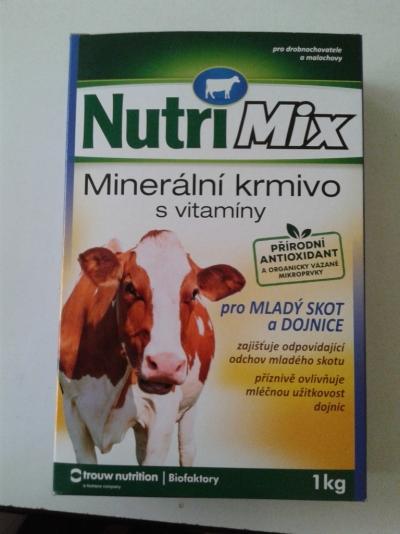 НУТРИМИКС ЗА крави и телета