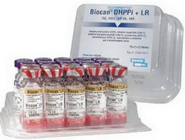 БИOКАН DHPPI + LR